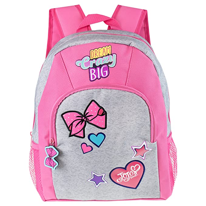 8793611e6149 JoJo Siwa Girls JoJo Siwa Backpack  Amazon.co.uk  Clothing