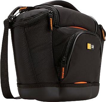 Buy Case Logic SLRC-202 Medium DLR Camera Bag (Black) Online at Low Price  in India  81cbb4411db12