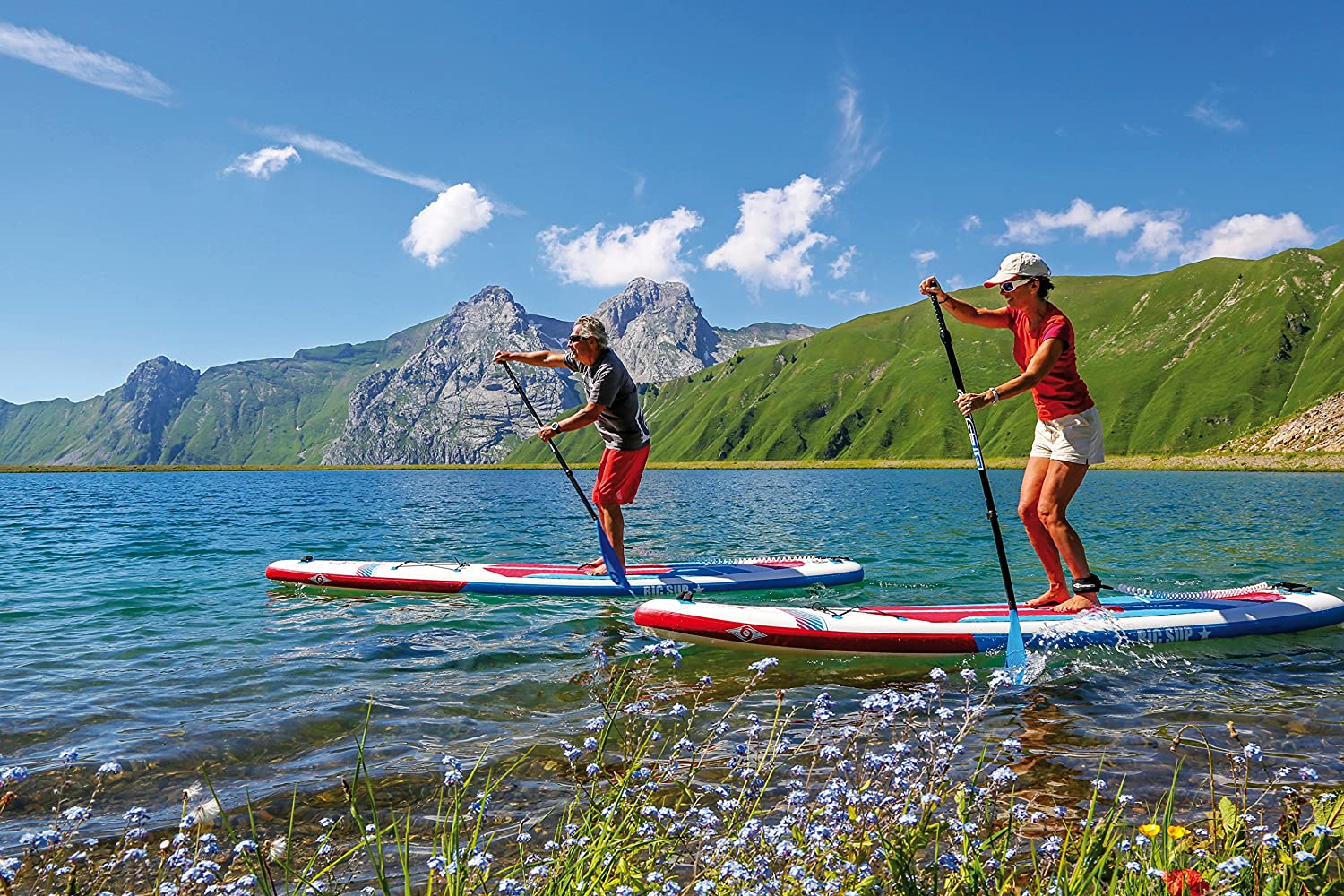 BIC Sport ala EVO Aire Inflable Sup Stand Up Paddleboard, 11 ...