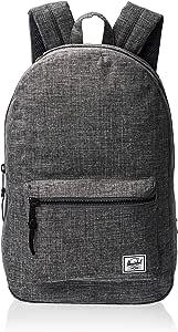 Herschel Unisex-Adult Backpacks, Raven Crosshatch - 10033
