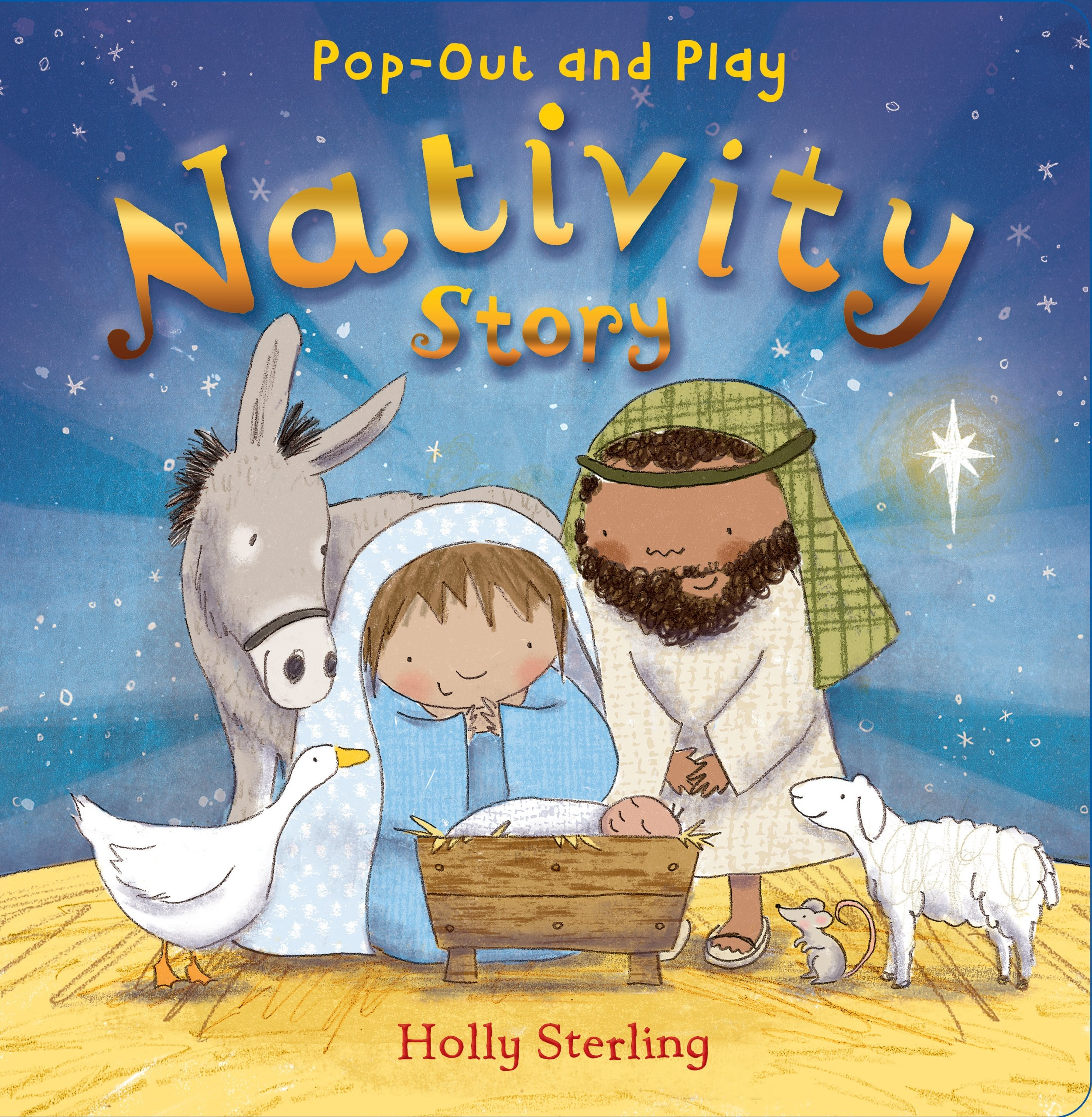 Read Online Pop-Out and Play Nativity Story PDF
