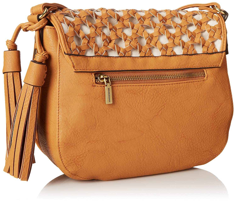 2032f24376 BIG BUDDHA Edith Cross Body Bag