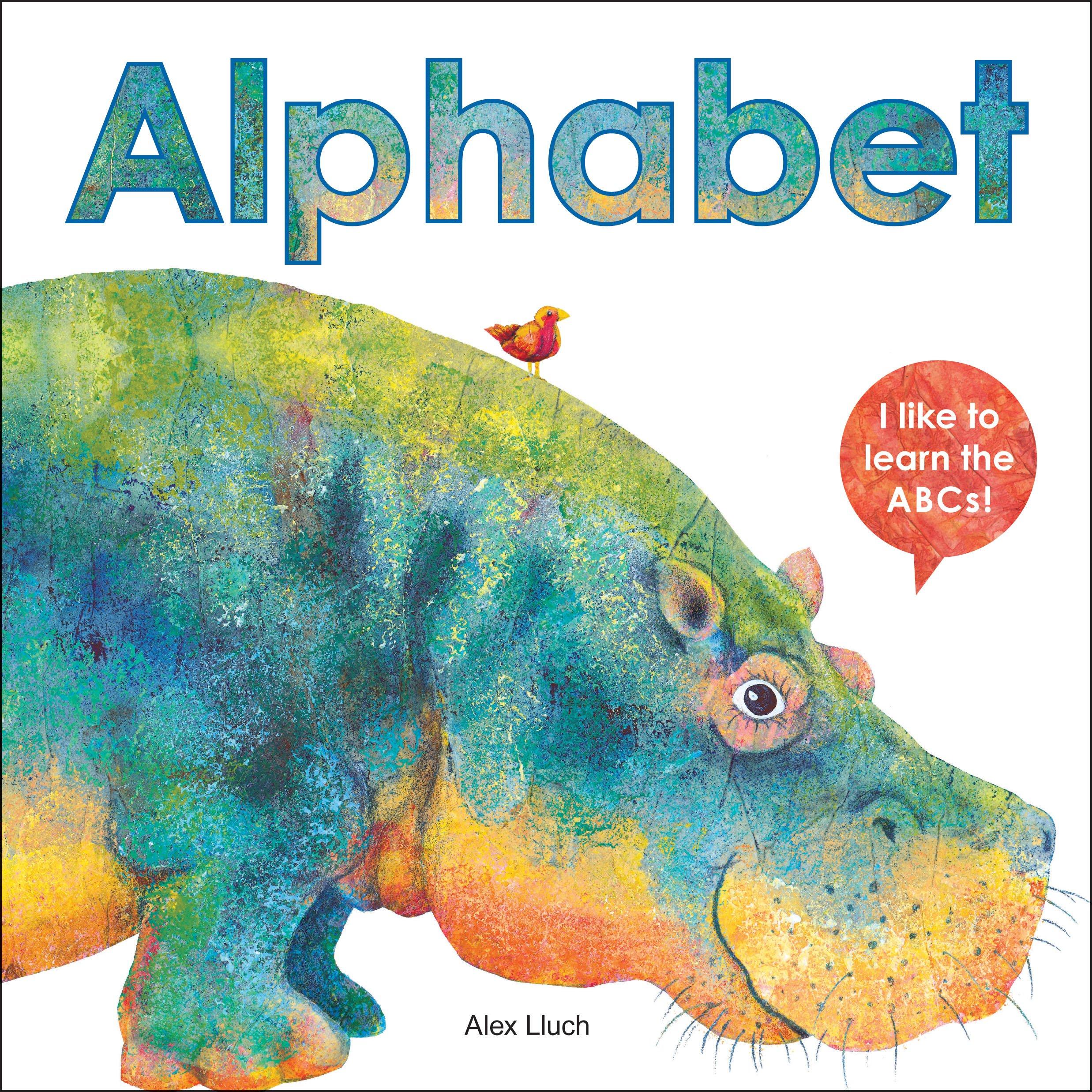 Alphabet: I like to Learn the ABCs! ebook
