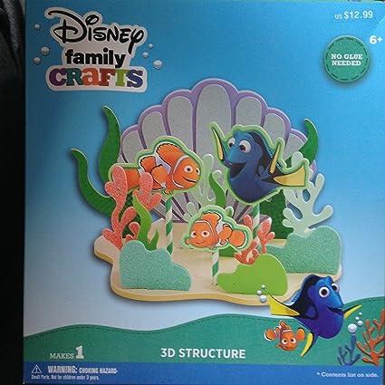 Amazon com: Finding Nemo Disney Family Foam Shell Habitat