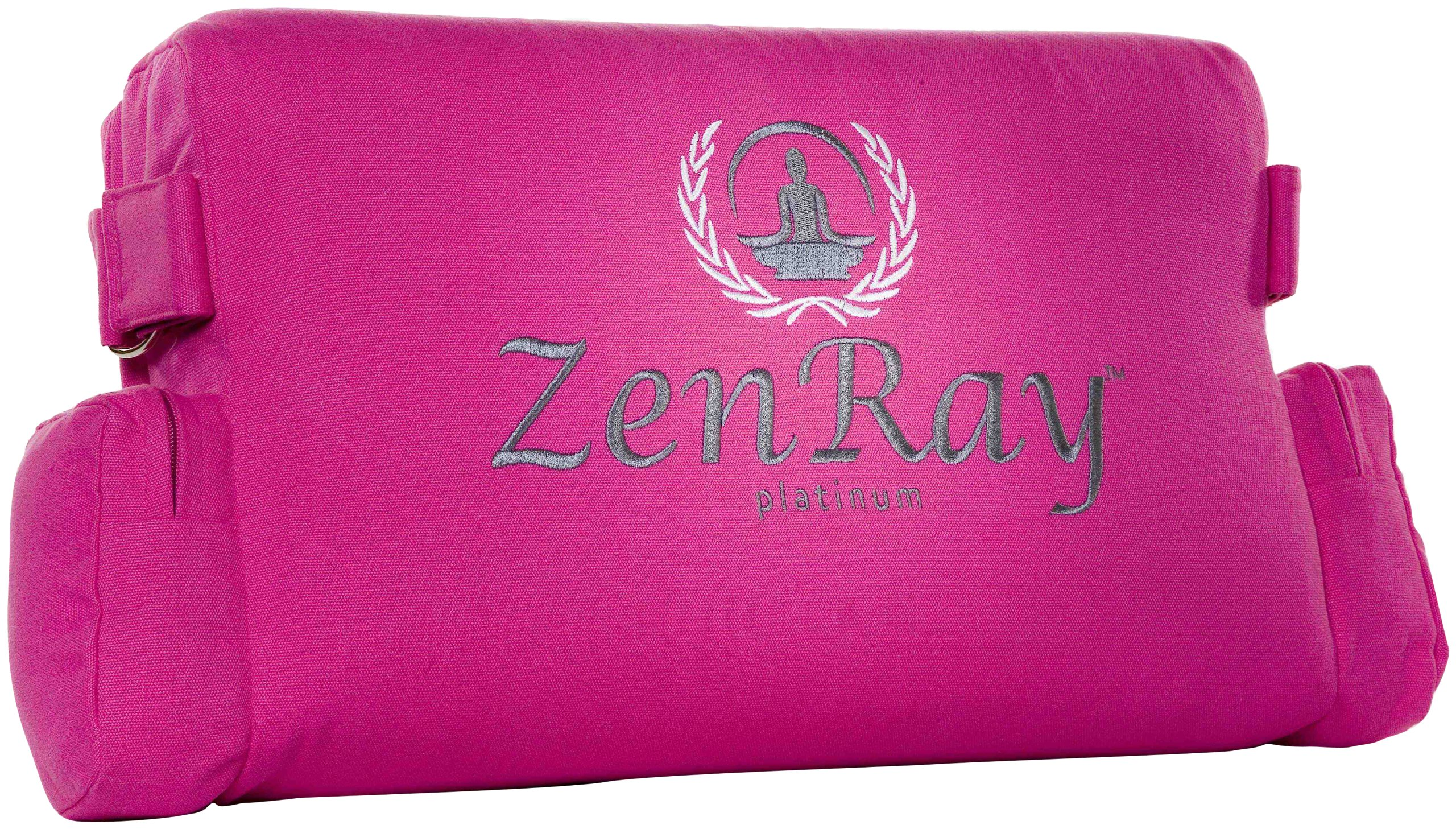 ZenRay Platinum Wellness Pillow - Pink