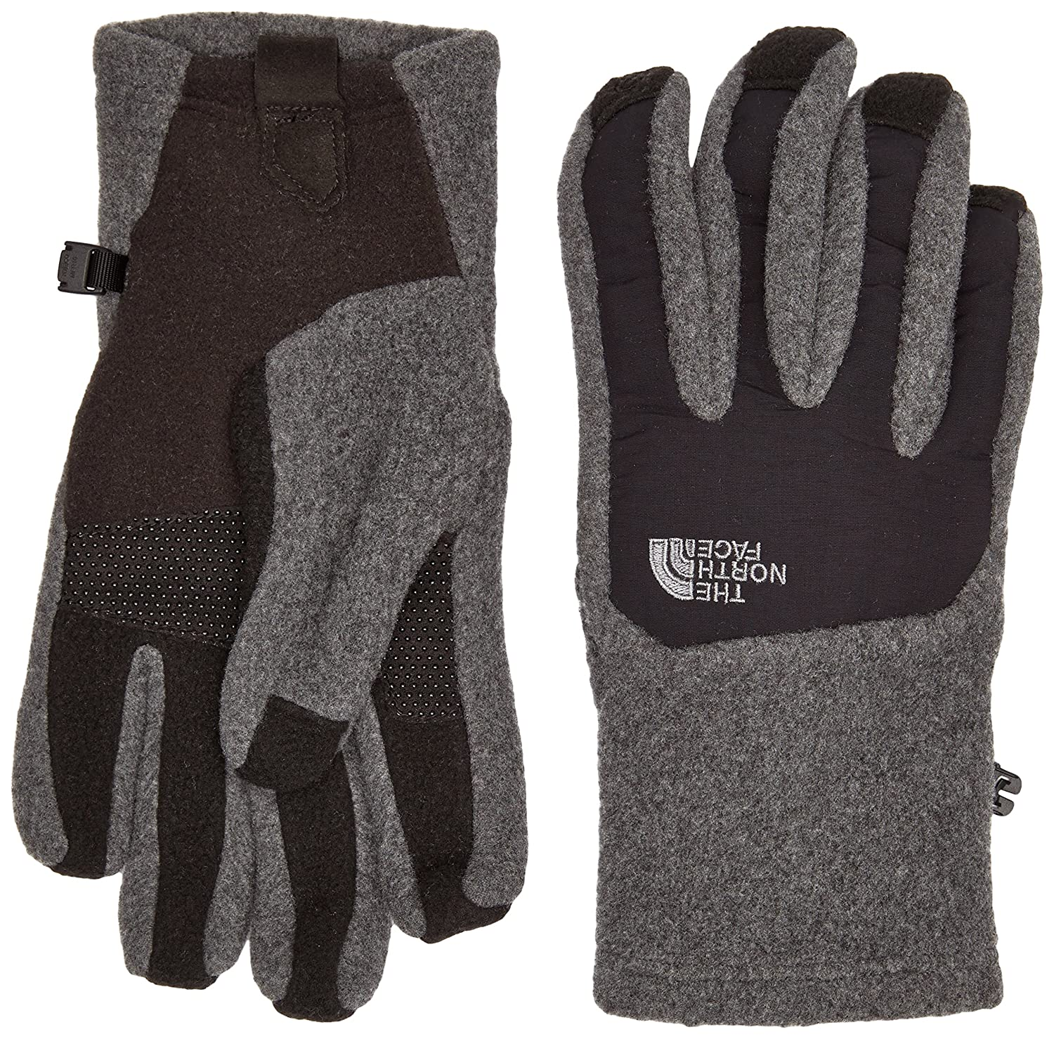 Mens fleece gloves xxl - Amazon Com The North Face Men S Men S Denali Etip Glove Charcoal Grey Heather Tnf Black Sm Clothing