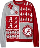 FOCO Klew NCAA Busy Block Sweater