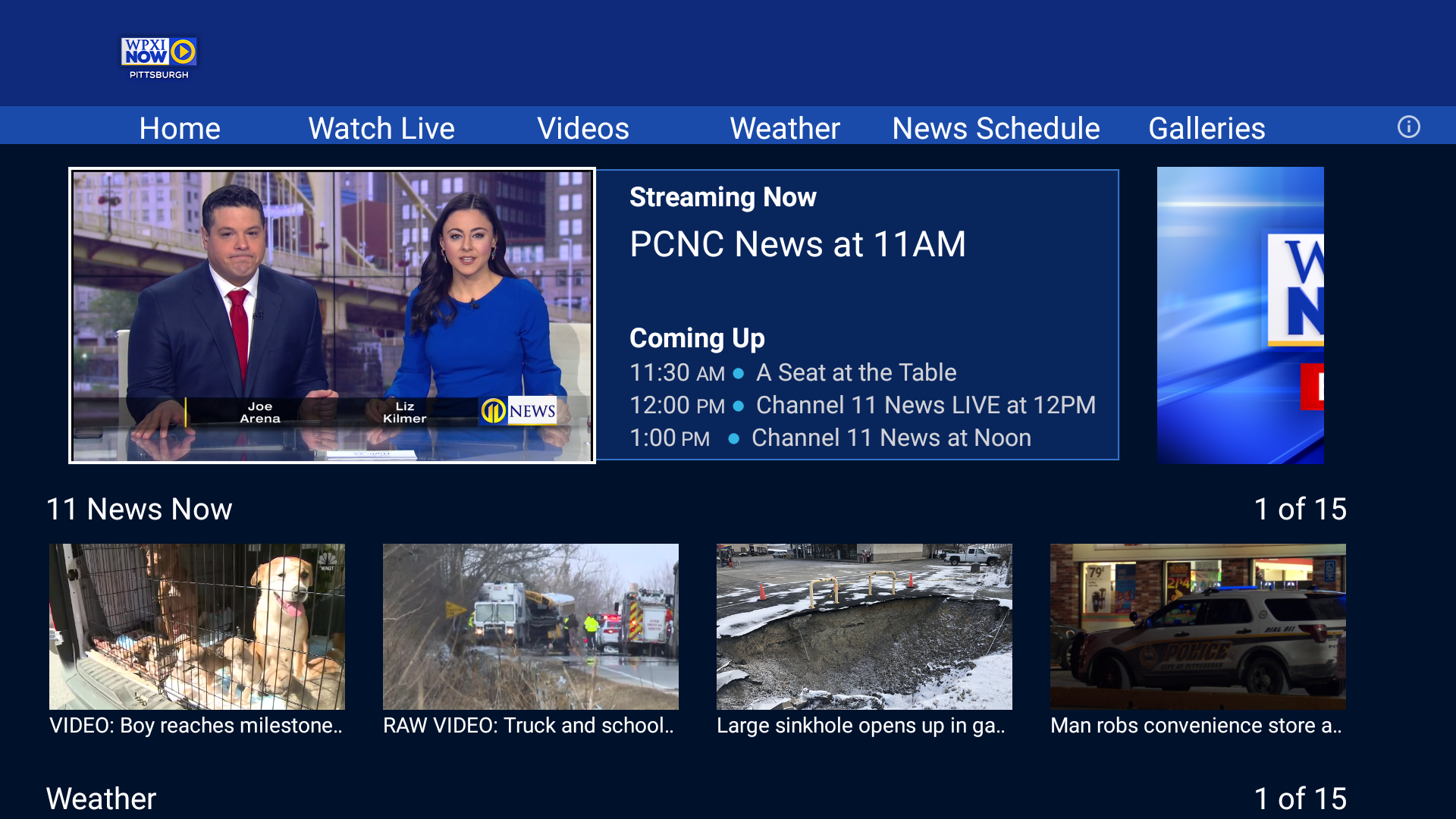 The Channel 11 News Now {Forumaden}