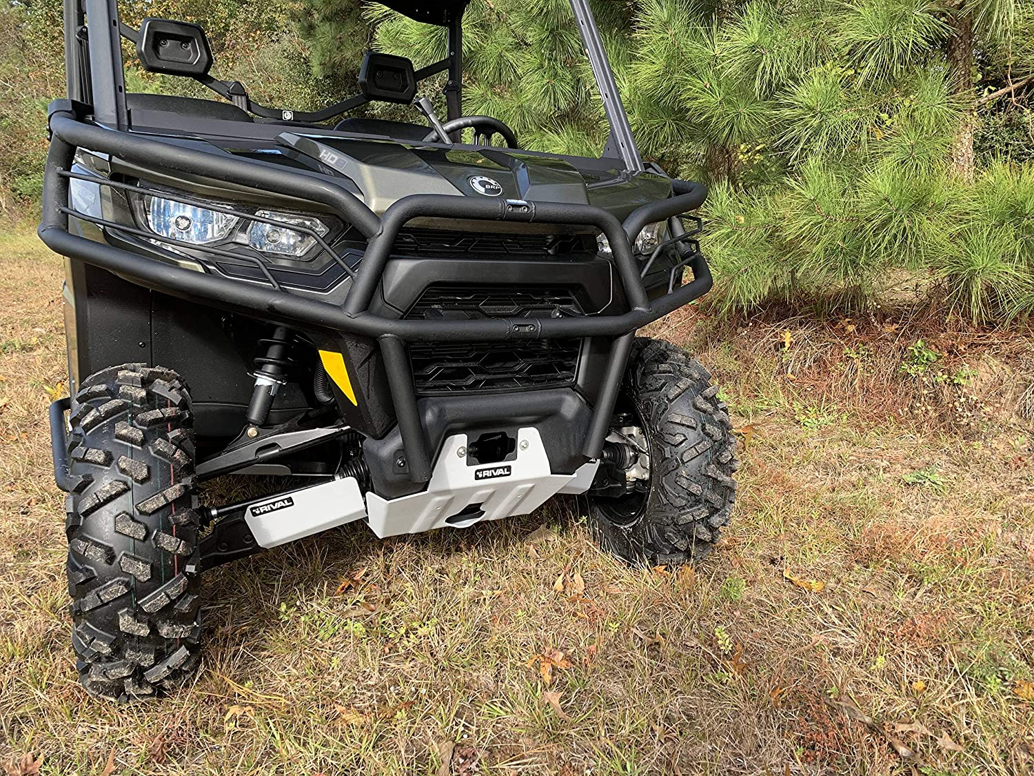 Body & Frame Parts HD10 2016+ Front Bumper Compatible with Can-Am ...