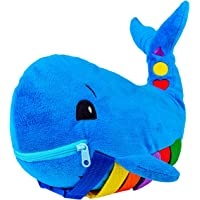 BabyCentre Buckle Toy BLU Whale