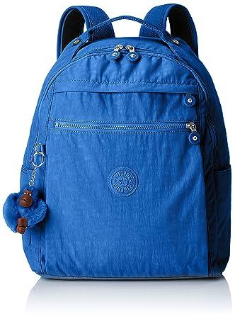 Kipling Micah Mochila Tipo Casual, 39 cm, 24 litros, Azul (Saxony Blue): Amazon.es: Equipaje