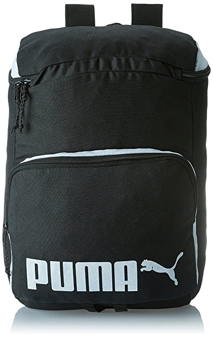 9747c8186836 Puma 21 Ltrs Black Casual Backpack (7452801)  Amazon.in  Bags ...