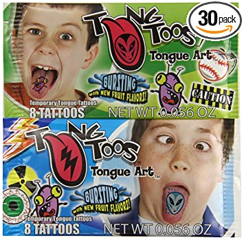 Amazon Com Tung Toos Candy Boys 8 Count Pack Of 30 Hard