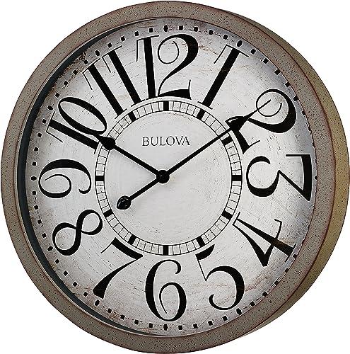 Bulova C4815 Westwood Wall Clock