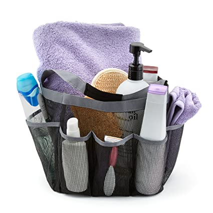 Amazon.com: Outtills Shower Caddy Portable Tote - Mesh Shower Caddy ...