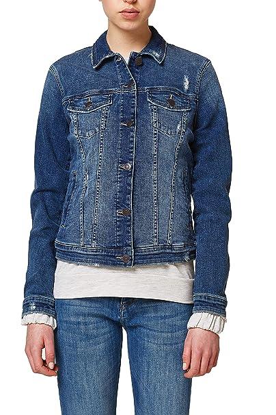 new product 6b841 29806 Giacca DonnaAmazon Esprit Jeans itAbbigliamento In Jcl1TFK