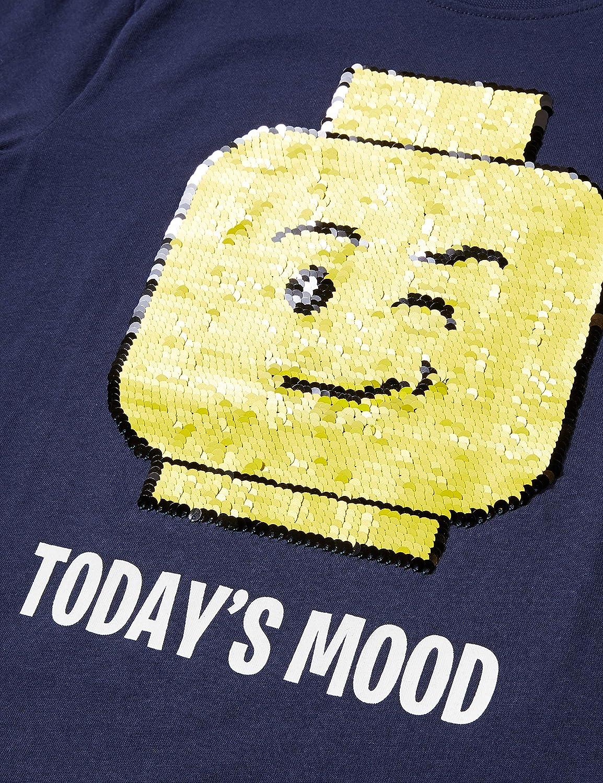 LEGO Cm Wendepailletten T-Shirt Bambino
