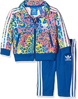 adidas bunte trainingsanzug