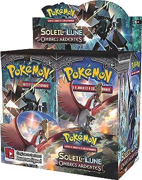Asmodee posl302disco – Booster Pokémon sol y luna 3 – Expositor