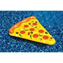 Swimline 90645 6' x 5' Giant Inflatable Pizza Slice