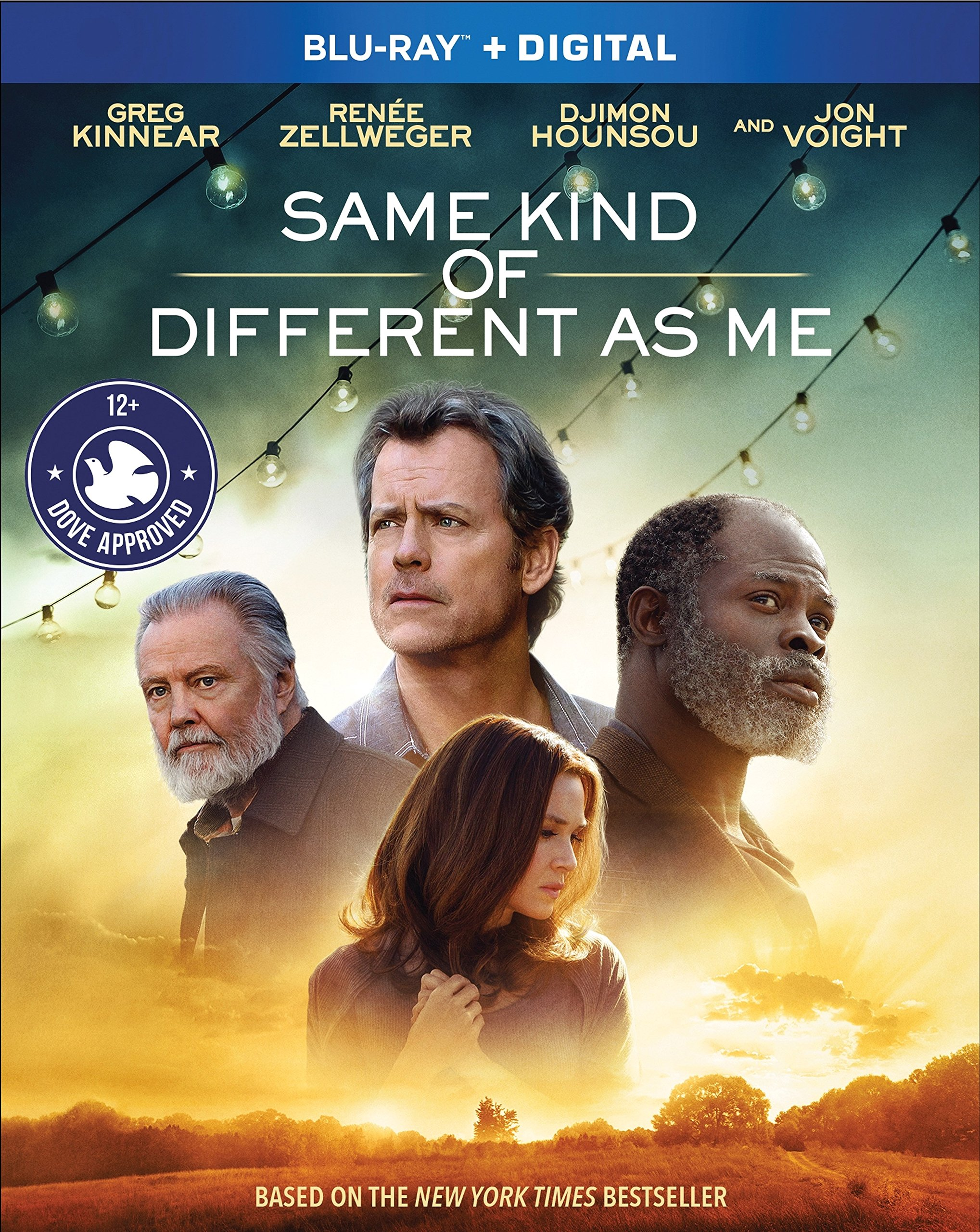 Blu-ray : Same Kind Of Different As Me (Amaray Case, Digital Theater System, Dolby, AC-3, Widescreen)