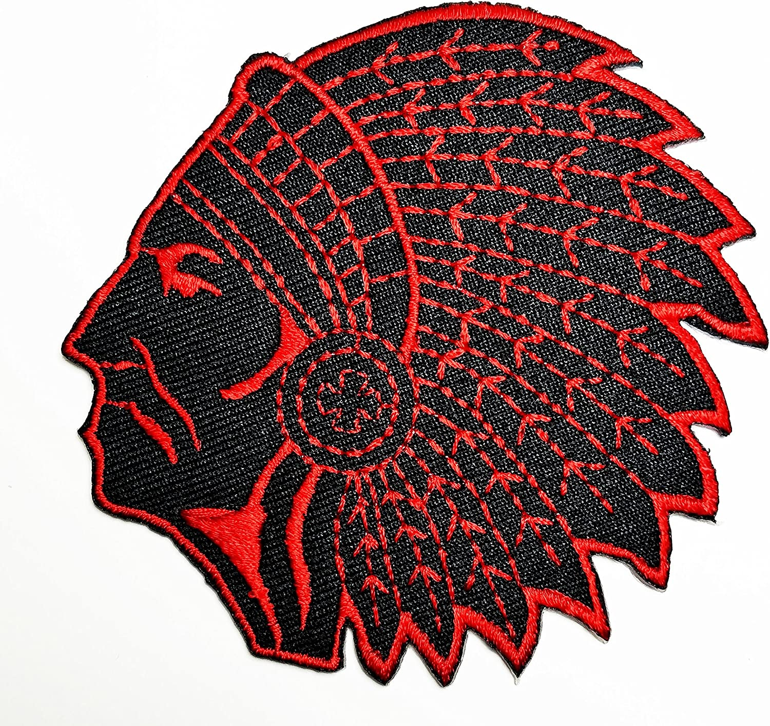 Feather Embroidered Patch Clothing Iron on DIY Patches for Kids Bag Hats Jacket