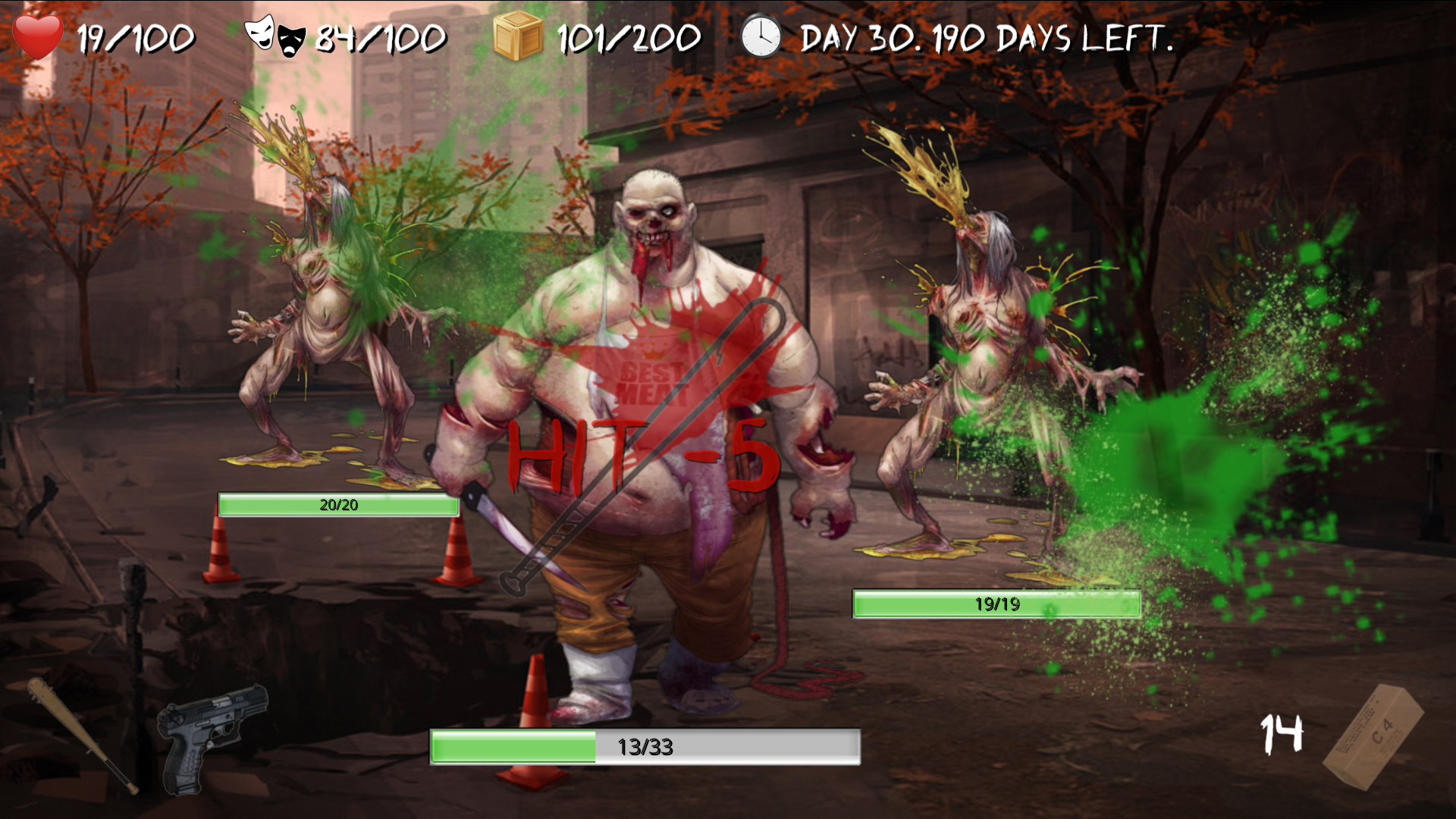 THE BEST ZOMBIE MMORPG