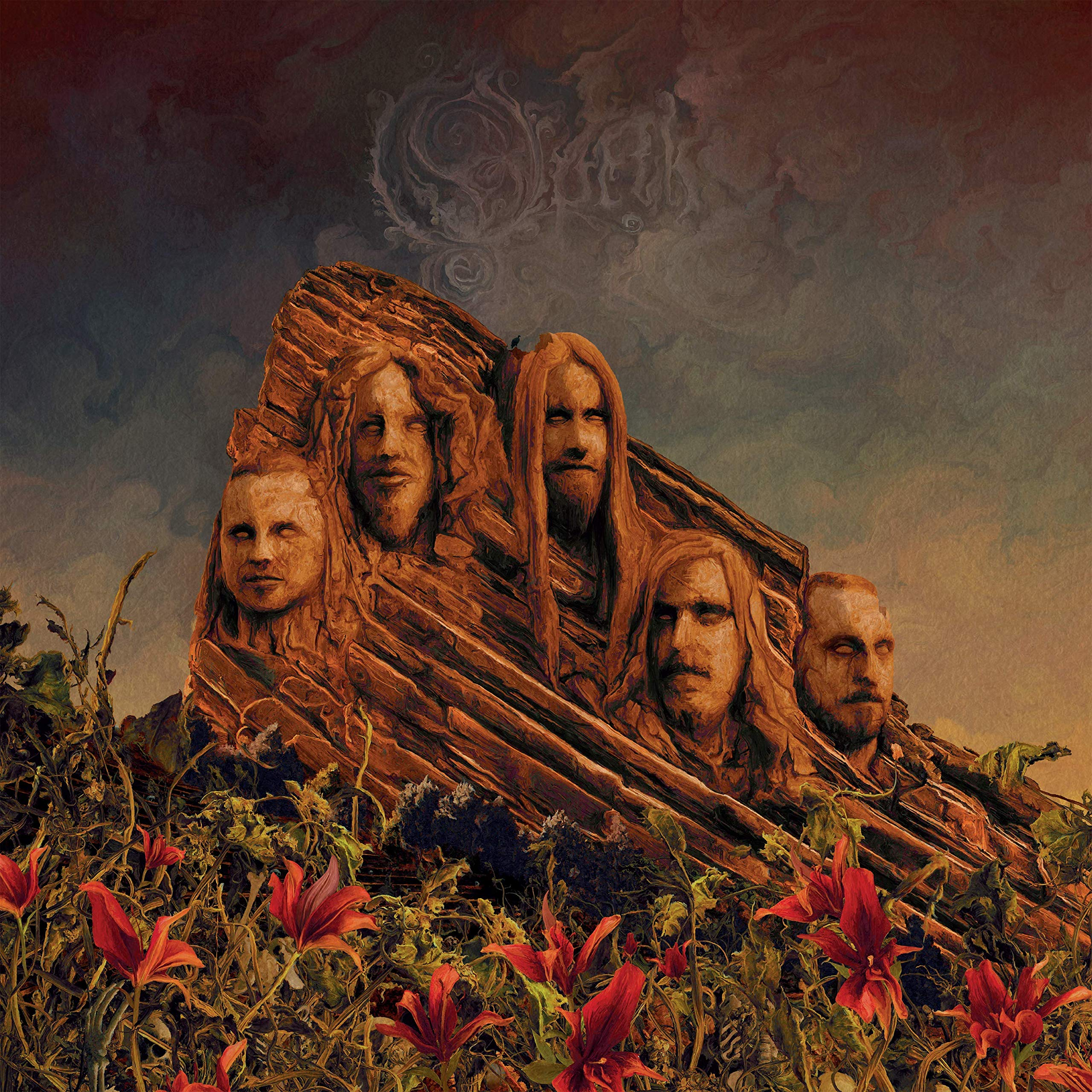 Garden of the Titans (Opeth Live at Red Rocks Amphitheatre) Live,  2CD, Blu-Ray, DVD by Nuclear Blast Americ