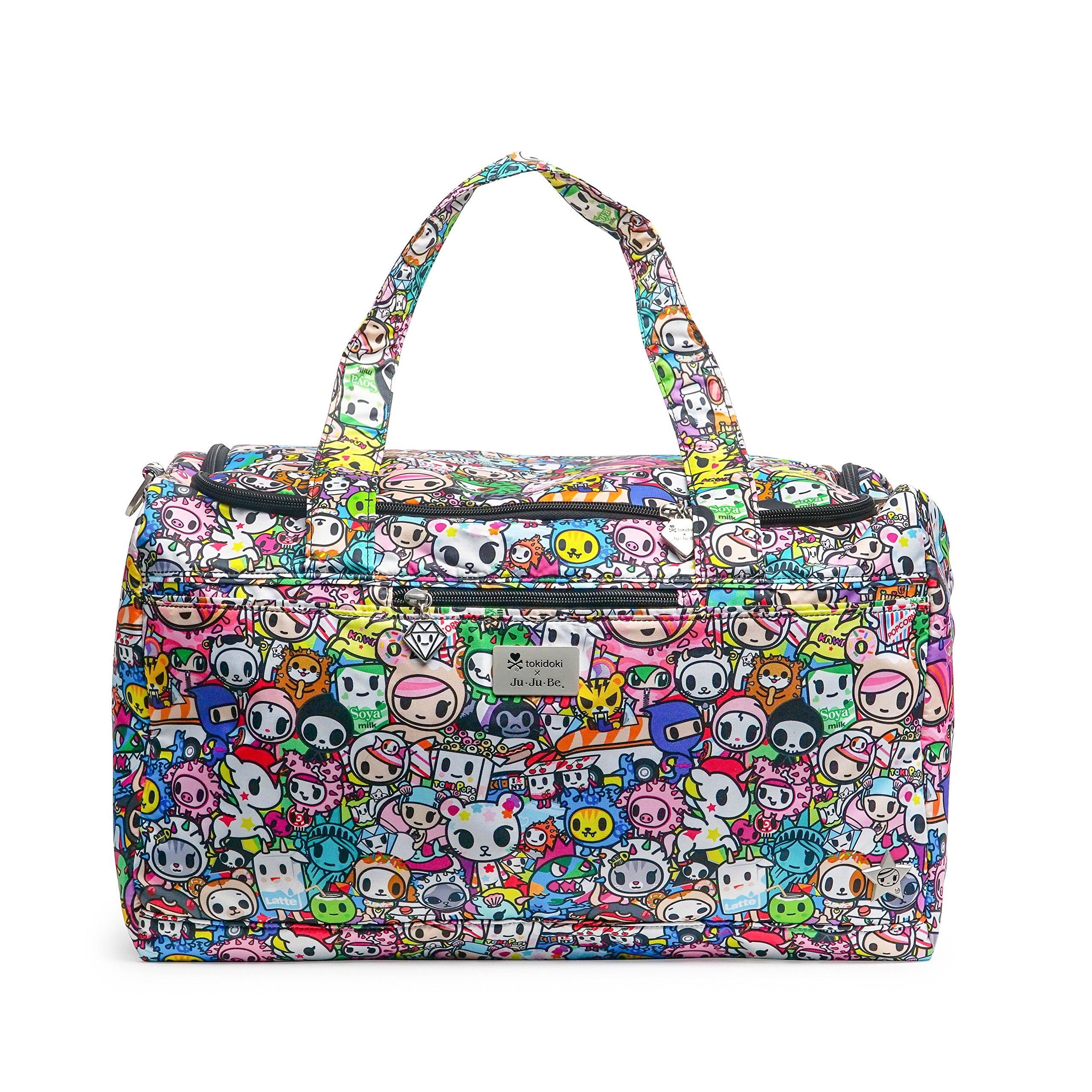 Ju-Ju-Be Starlet Travel Duffel Bag, Iconic 2.0