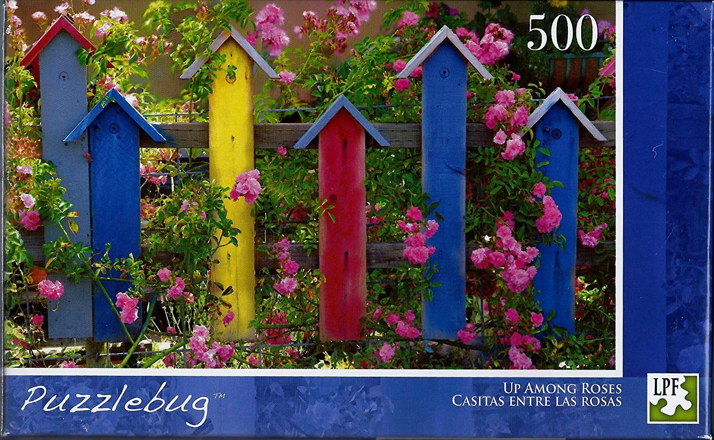 Up Among Roses Lpf Puzzlebug 500