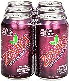 Zevia Natural Zero Calorie Black Cherry 6 cans X 12 Fl. Oz