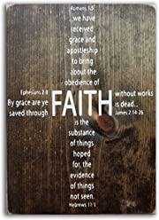 Sign - Four Scriptures About Faith