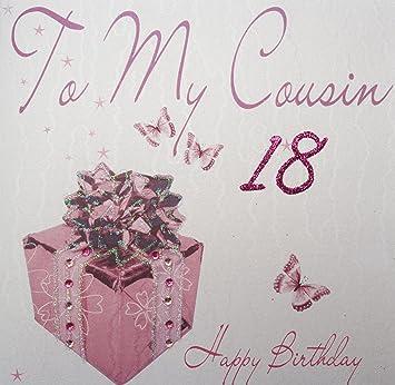 Cousin Alles Gute Zum Geburtstag Cupcake Schwester Pappbecher