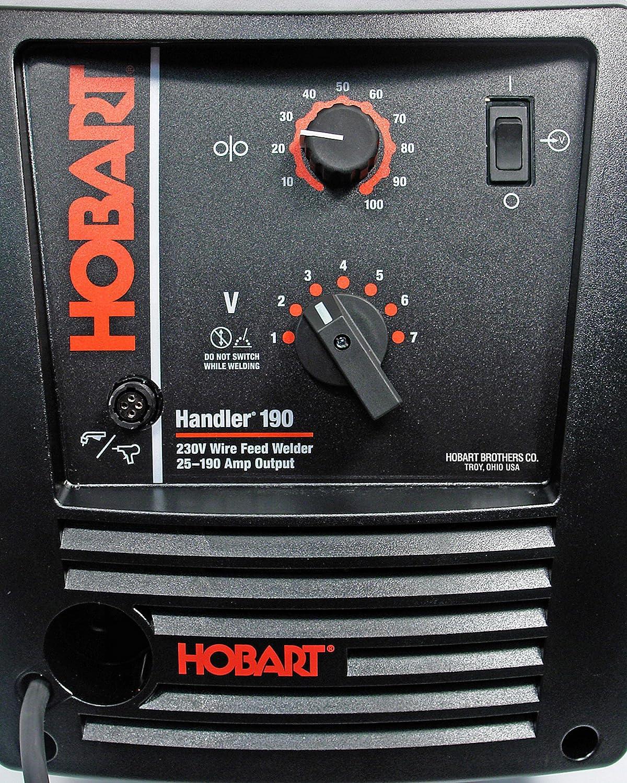 Hobart Handler 190 With Spoolrunner