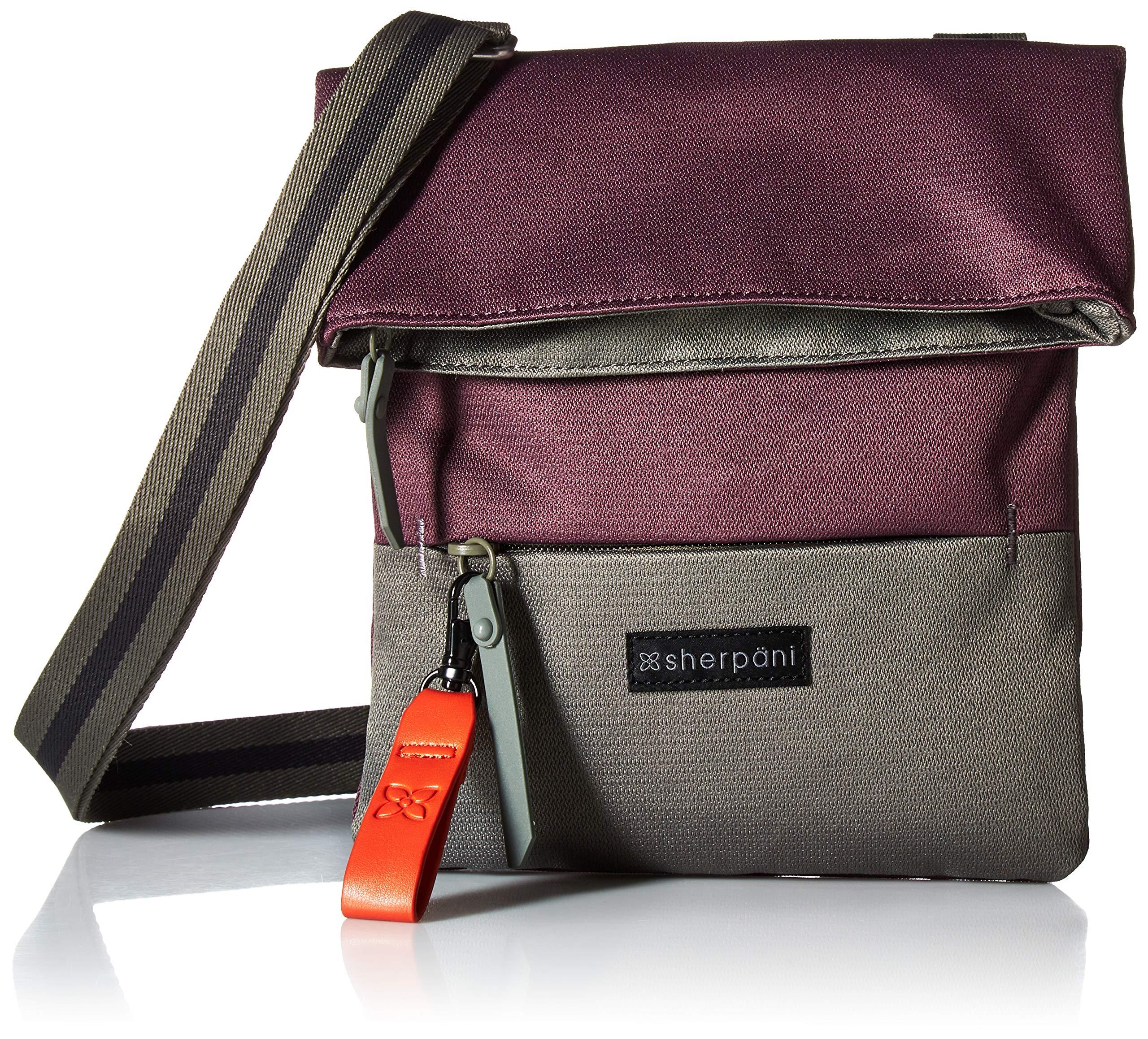 Sherpani Women's 18-pica0-02-11-0 Cross Body Bag, Dahlia/Flint, One Size