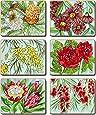 Cinnamon CMP392 Bush Blooms Placemats