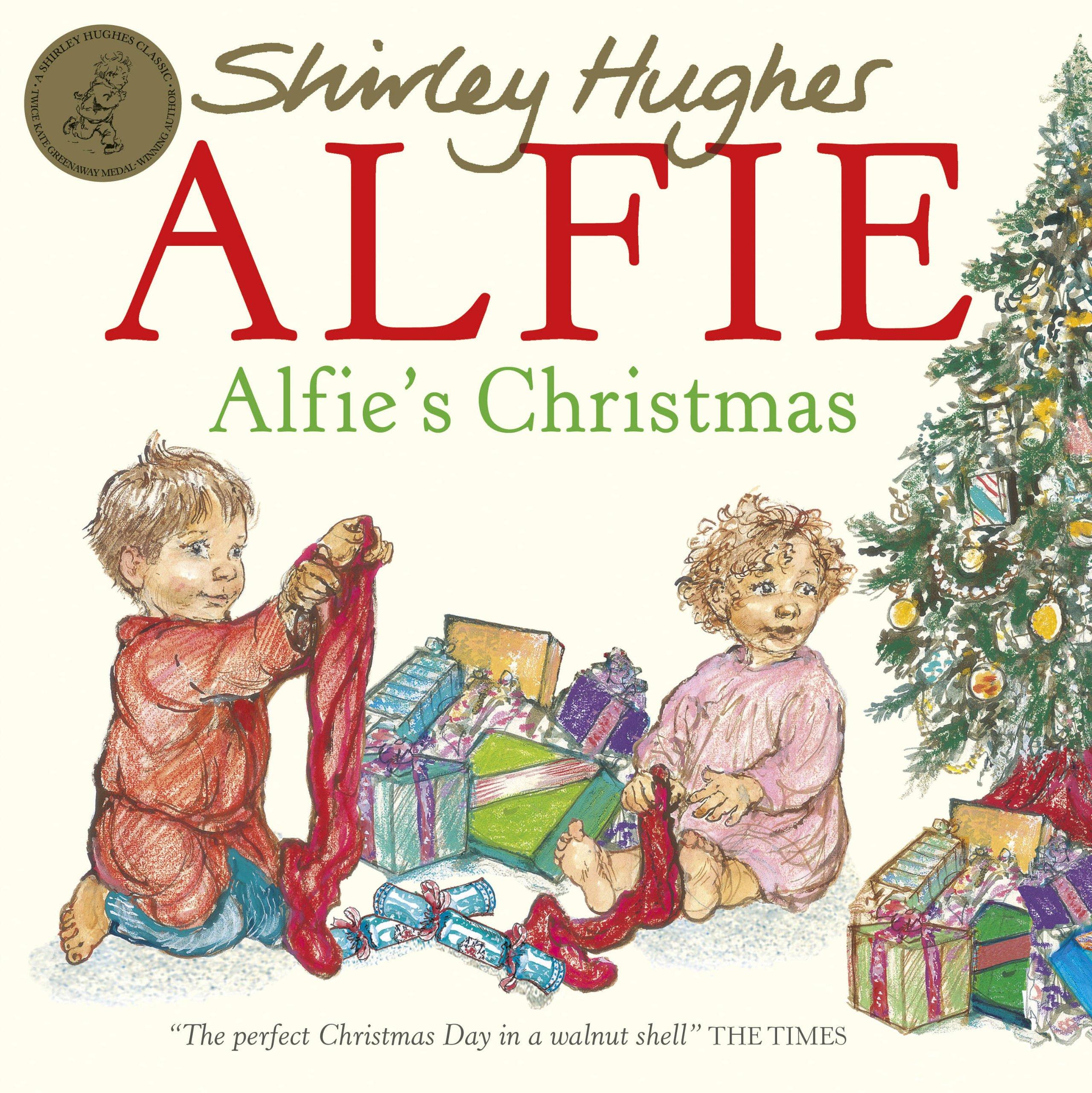 Alfie\'s Christmas: Shirley Hughes: 9781849416498: Amazon.com: Books