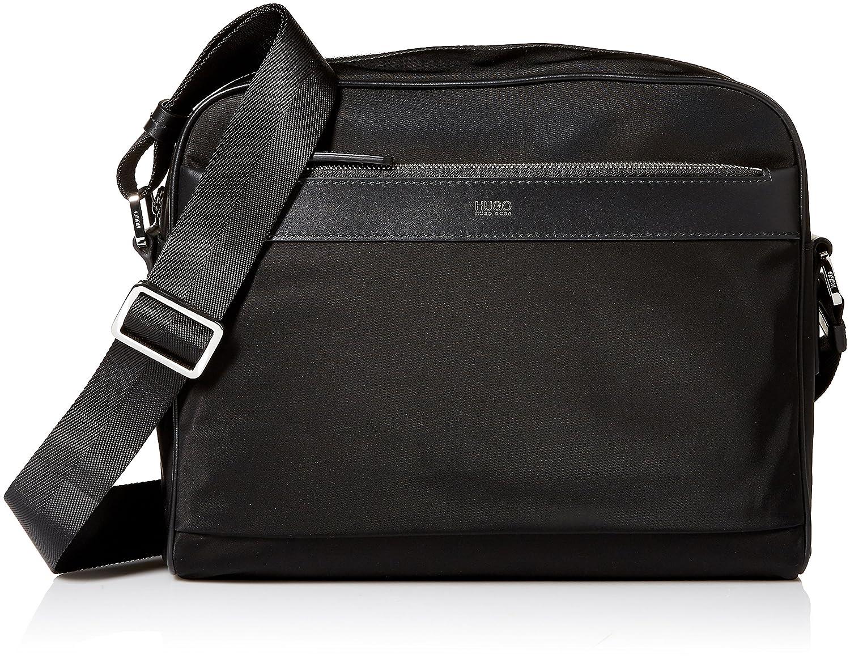 8b9e21659838 Amazon.com: BOSS Hugo Boss Men's Digital Light Messenger Bag: Clothing