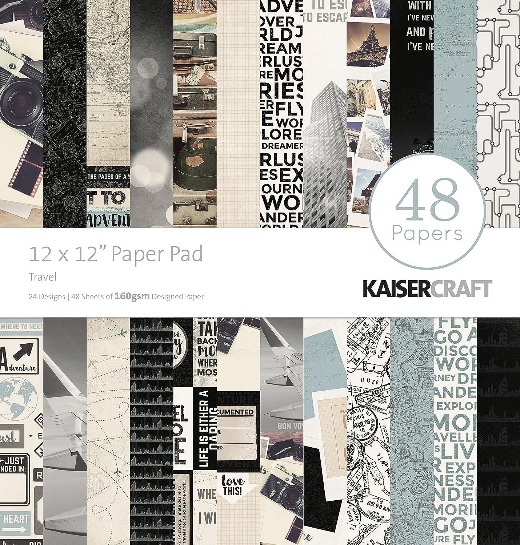 Kaisercraft 12 x 12 Paper Packs