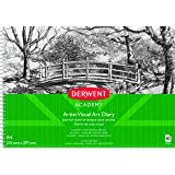 Derwent Academy A4 Landscape Drawing Pad (80 Pages)