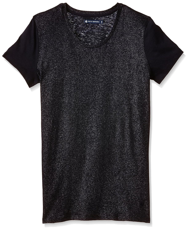 nueva productos 6c789 313ae outlet Petit Bateau Damen T-Shirt T Shirt Mc - pwc.pultusk.pl