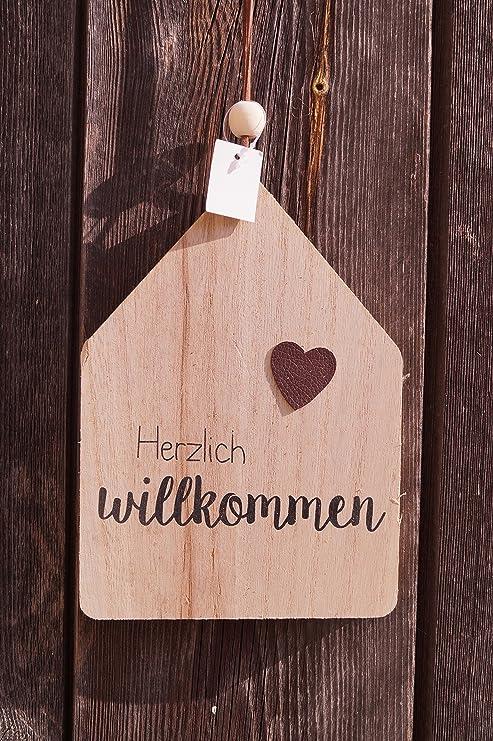 Mdf Schild Haus Mit Sprüchen Zuhause Weisheiten Text