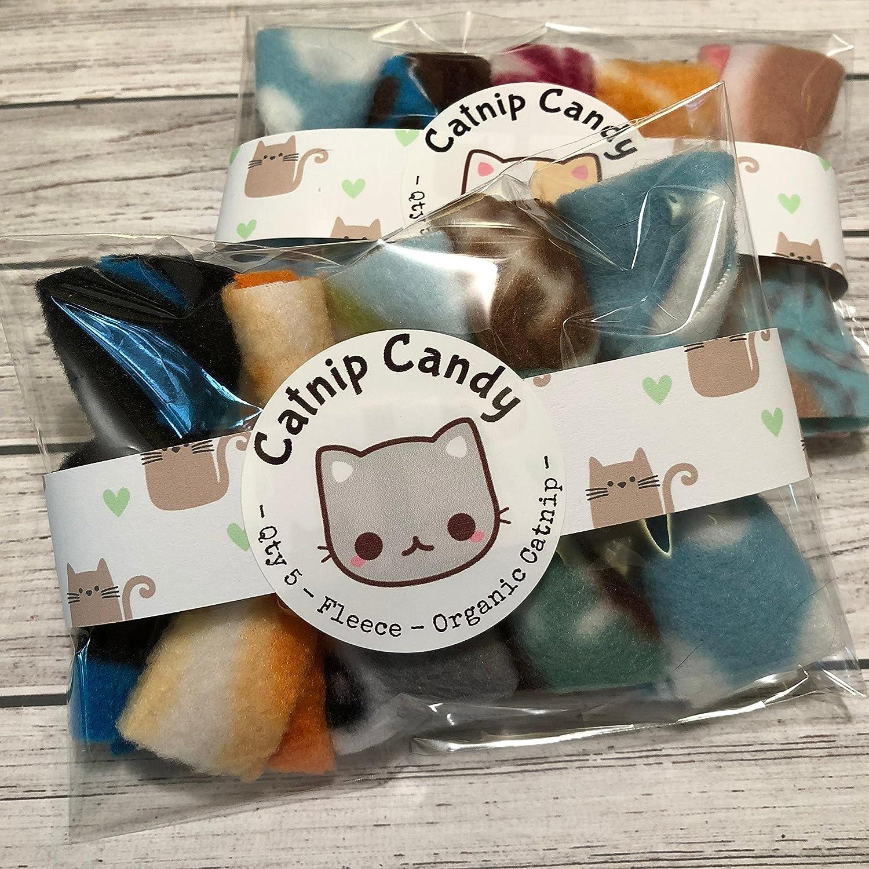 5 Catnip Candy