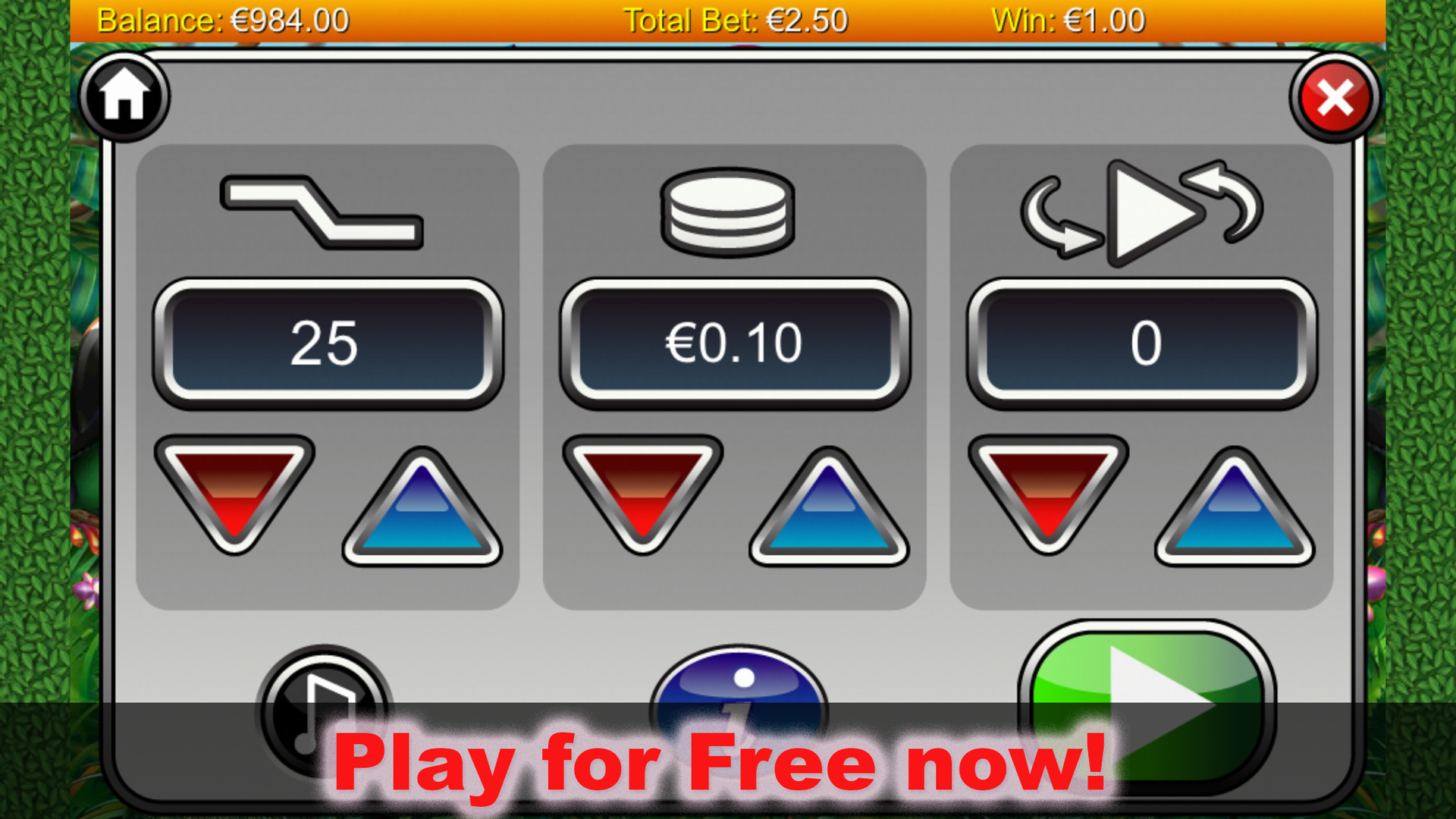 casino online bonus na start