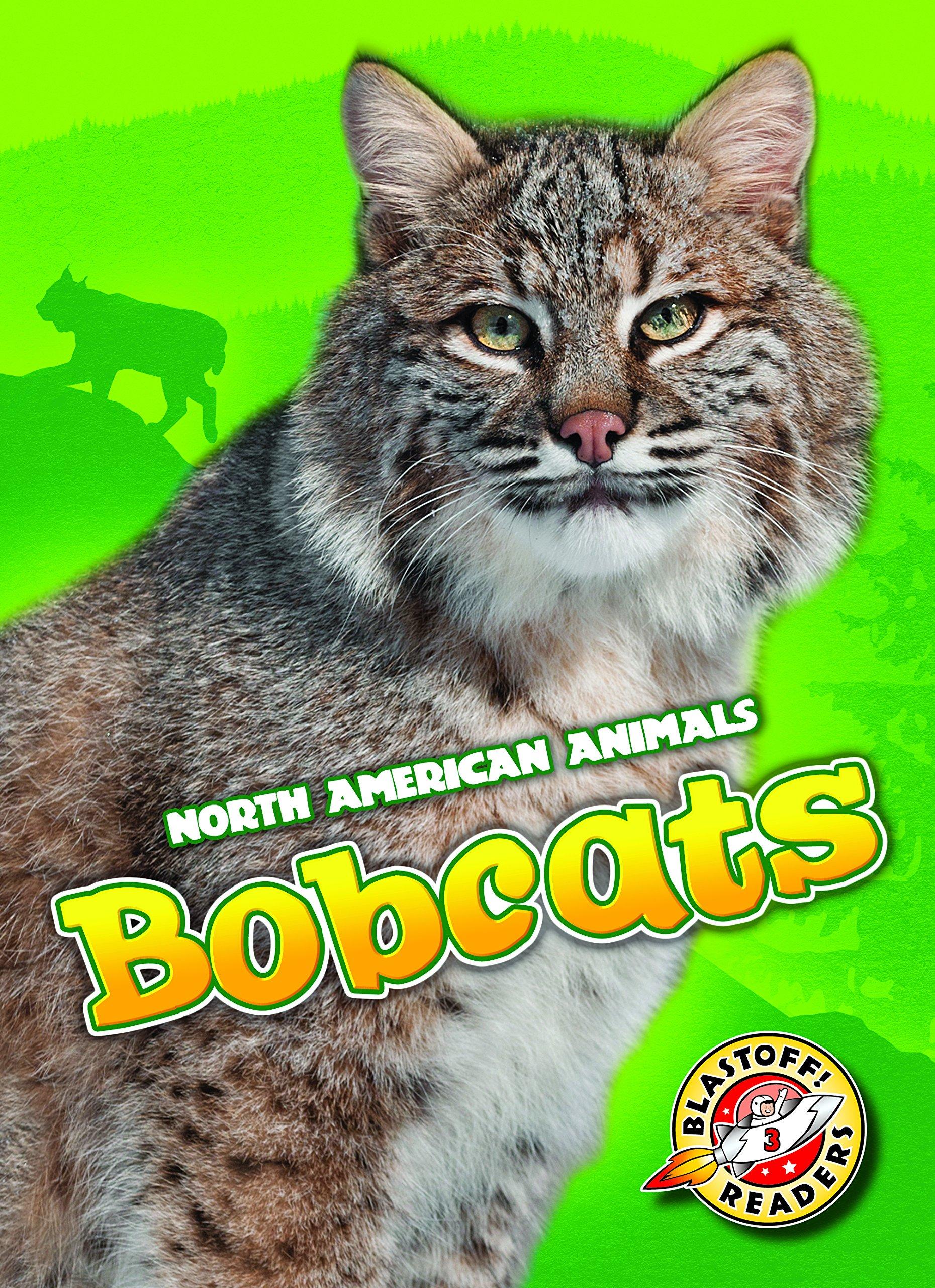 Bobcats (Blastoff! Readers, Level 3: North American Animals) PDF