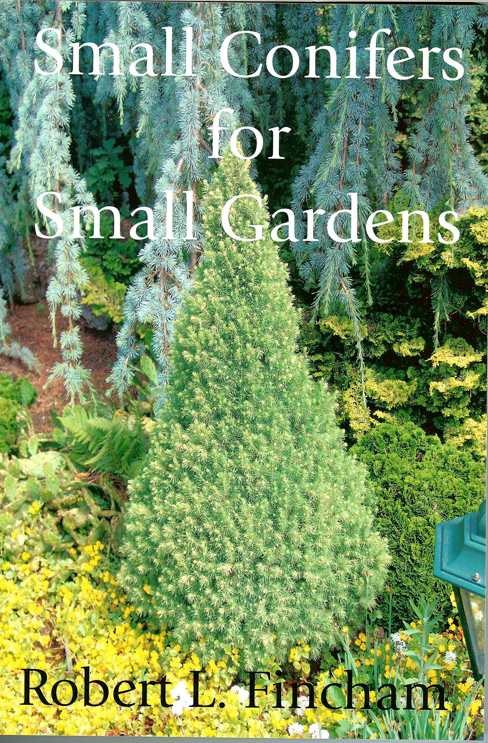 Small Conifers For Small Gardens: Robert L. Fincham: 9780983735403:  Amazon.com: Books