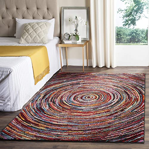 Safavieh ARB500M-8 Rug, 8 x 10 , Multicolored