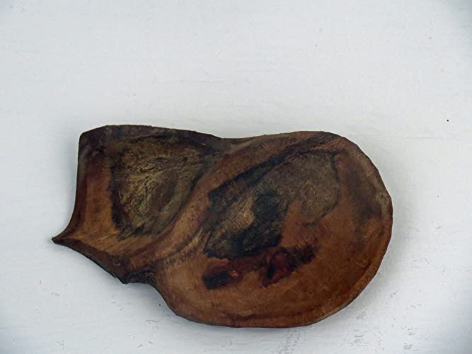 Gorgeous kentucky sugar maple shallow bowl with natural bark etsy