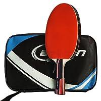 senston Caleson Raqueta de Ping Pong, Incluye Bolsa de Transporte