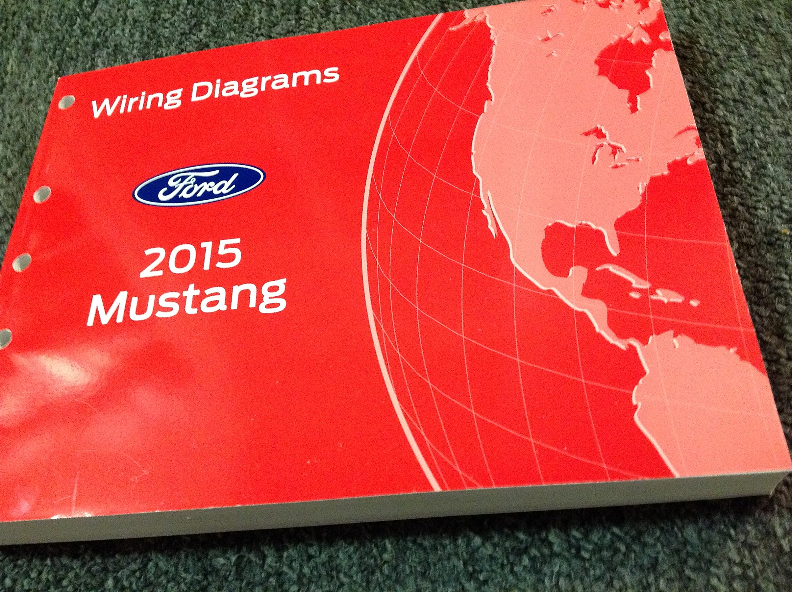 2015 Ford Mustang Wiring Electrical Diagram Manual Oem New Ewd. 2015 Ford Mustang Wiring Electrical Diagram Manual Oem New Ewd Amazon Books. Ford. 2015 Ford Mustang Wiring At Scoala.co